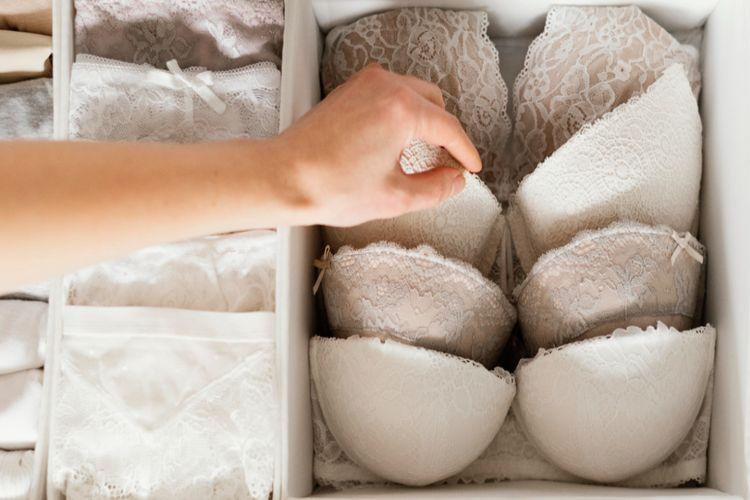 Agar Payudara Tak Sakit, Ini Pentingnya Menggunakan Bra Ukuran Pas